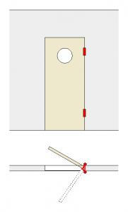 double-acting-door